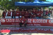 Reportage: les services de secours volontaire en Algérie