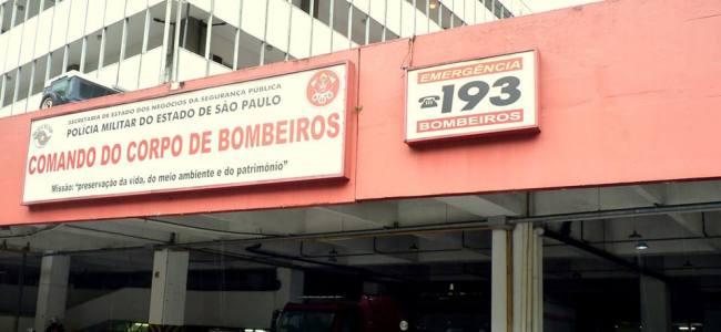 Preparaçíµes do Corpo de Bombeiros de São Paulo para a copa