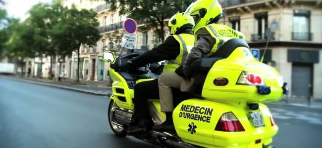 L'Emergency Bike, un deux-roues pour les services d'urgences