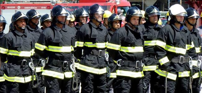 Canil e BREC dos bombeiros também atuarão na Copa do Mundo