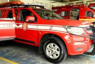 Conheça a viatura Comando de írea dos bombeiros de São Paulo