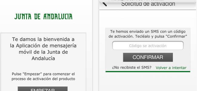 Avisos Junta, un nuevo canal de comunicación per l'emergencia in Andalucía