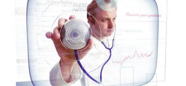 Les débuts de la consultation médicale à distance