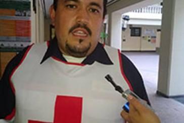 Tamaulipas, la Cruz Roja denuncia la saturación del los hospitales