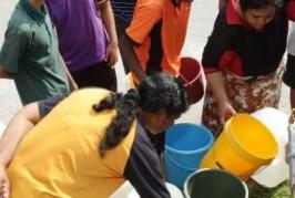SEN distribuyó más de 10 millones de litros de agua a comunidades del Chaco en los últimos tres meses
