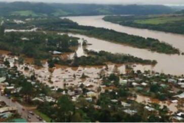 Argentina: varias provincias en emergencia por las inundaciones