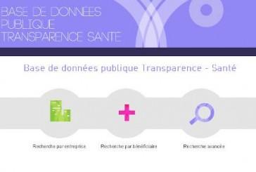 La transparence en sante c'est sur un site