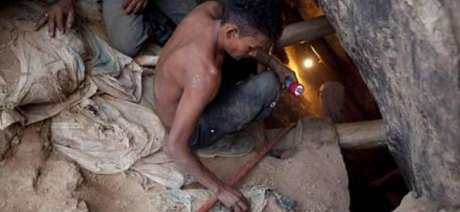 Honduras: Rescatistas trabajan para liberar a los 11 mineros que estàn a 80 metros de profundidad