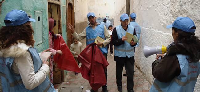 Les secouristes volontaires de proximité au Maroc