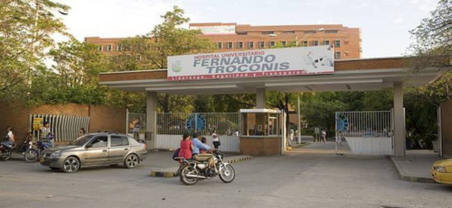 Colombia: Hospital Troconis dotará de ambulancias a hospitales de segundo  nivel