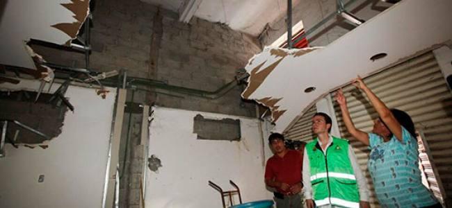 Junto al Ejército Mexicano, MVC lleva ayuda humanitaria a familias damnificadas por sismo