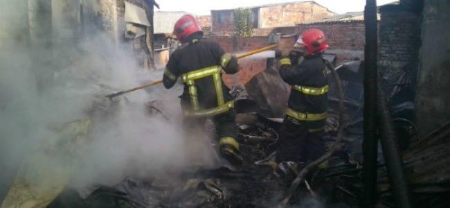 Colombia: En Armenia hay 56 personas damnificadas por un incendio