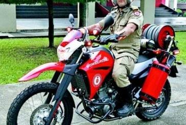 Rio: Bombeiros de motos atenderão casos de urgência