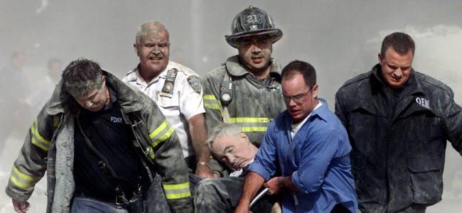 2500 casos de cáncer entre rescatistas del 9/11