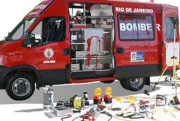 Conheça o Auto Tático de Emergência do CBMERJ