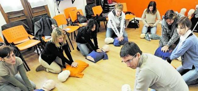 Argentina: cada vez más gente aprende primeros auxilios