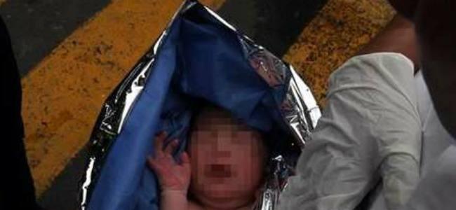 México: Rescatan a bebé recién nacida y abandonada en Iztacalco