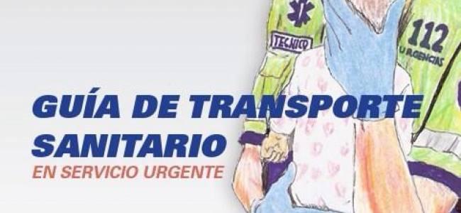 Guìa de transporte sanitario en servicio urgente