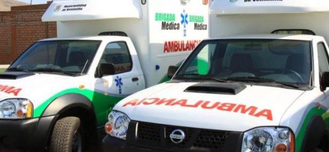 Perú: 6 ambulancias entran en servicio en la region de Ayacucho