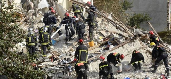 Explosion à Rosny-sous-Bois, à l'origine du sinistre peut-être liée au gaz