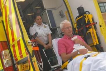 El NHS investiga al servicio de ambulancias que se retrasó intencionadamente