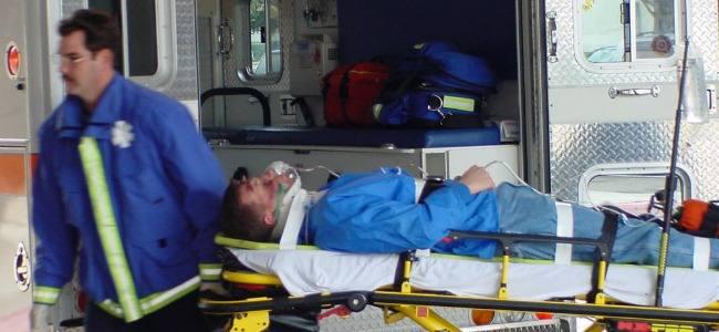 La Guía del Transporte de pacientes politraumatizados