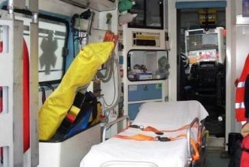Todo el chequeo de las operaciones en ambulancia