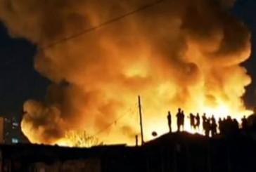 Bombeiros são recebidos com tiros e pedras ao chegarem para atender ocorrência de incêndio em favela de SP