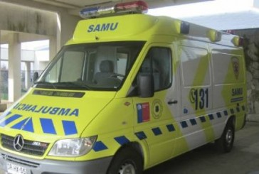 Chile: Manual Manejo Seguro de Ambulancia Sincrónica