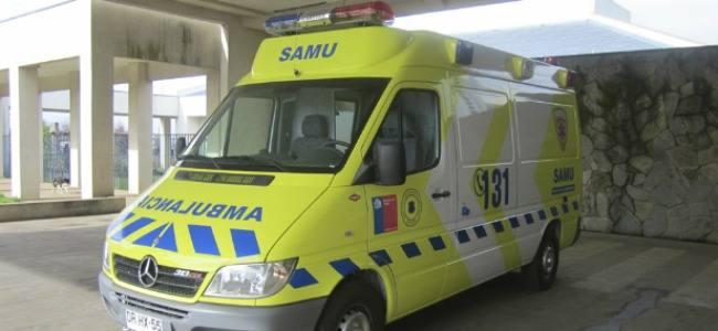 Chile: Manual Manejo Seguro de Ambulancia Sincrónica