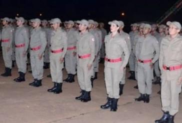Bombeiros de Tocantins formam 97 soldados