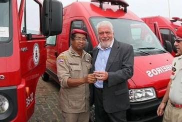 Corpo de Bombeiros da Bahia recebe 31 novas viaturas