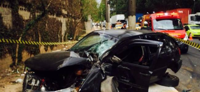 Vítima de acidente é roubada na Zona Leste de São Paulo