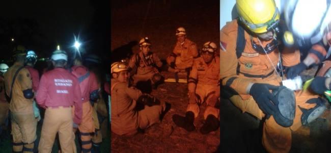 Bombeiros do Maranhão e Pará fazem curso de BREC