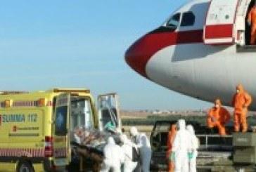 Ébola: la enfermera española mejora