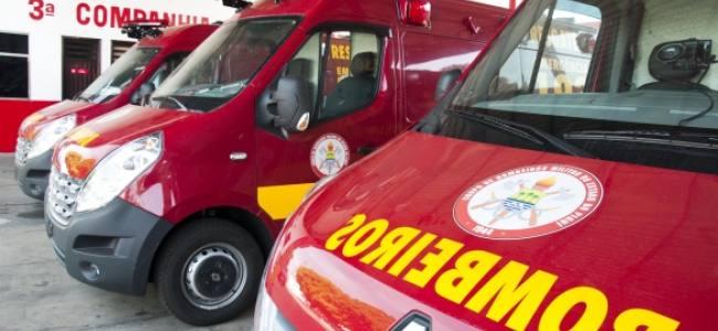 Bombeiros do Piauí investem em viaturas, equipamentos e capacitação profissional
