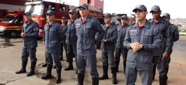 Bombeiros de Pará de Minas MG ganha reforço de 8 militares