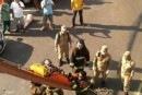 Homem eletrocutado é salvo por bombeiros no AM