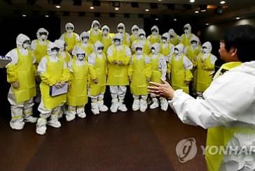 Ebola : la date d'envoi de l'équipe médicale sera décidée la semaine prochaine