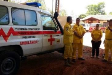 Una ambulancia para Curuguaty