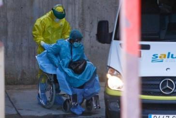 El Royo Villanova acoge un tercer posible caso de ébola