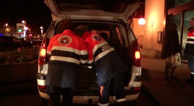 La Protection Civile Rejoint la Croix Rouge pour la maraude sociale