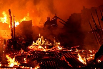 Grandes chaleurs: plus de 160 incendies en Italie