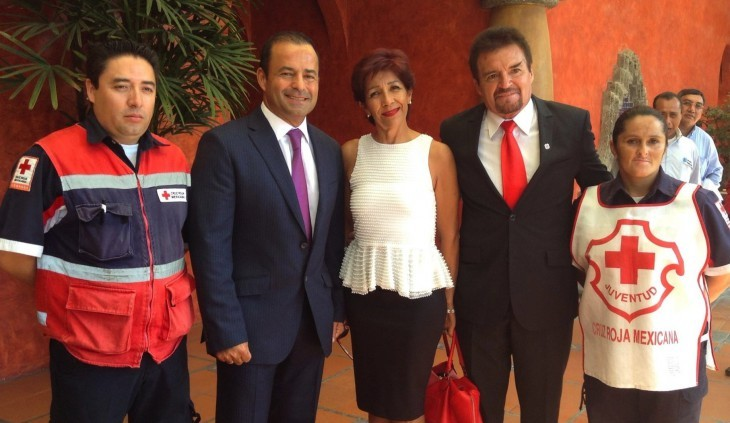 Cruz Roja buscará superar 550 mil de colecta en San Juan del Río