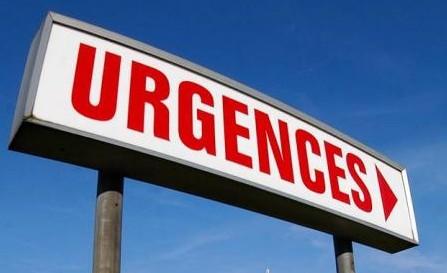 Urgences: 7 patients sur 10 soignés en moins d'une heure