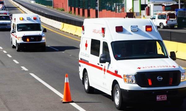 Busca la Cruz Roja adquirir ambulancias