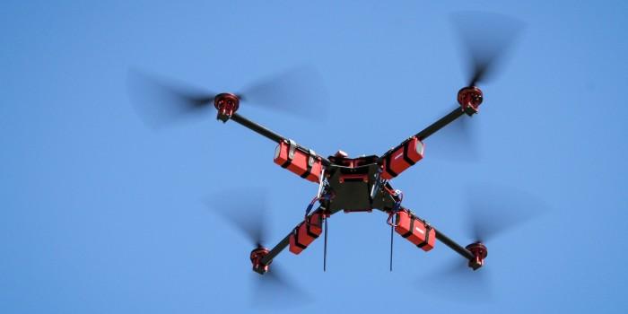 Drone pur la telesurveillance medicale, Ic@re c'est une expérience pionnière