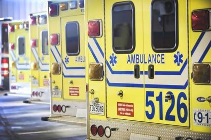 Services préhospitaliers d'urgence – Le ministre Barrette annonce la composition du comité de mise en œuvre