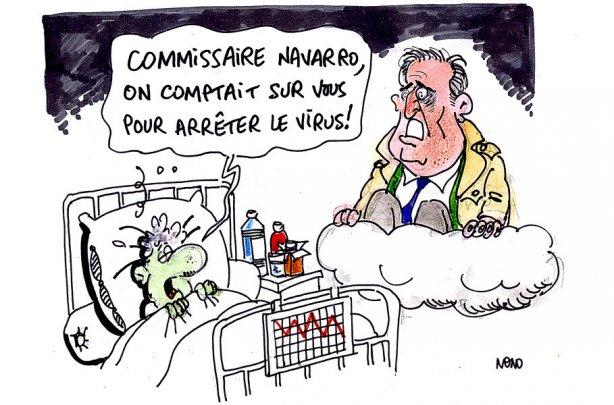 Bretagne, Grippe. L'épidémie fait des siennes