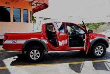 Bombeiros de Mogi Guaçu tem nova viatura a disposição da população